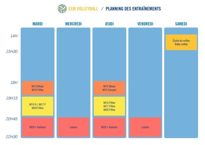 Planning 2018 - 2019