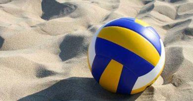Inauguration (reportée)des terrains de Beach Volley